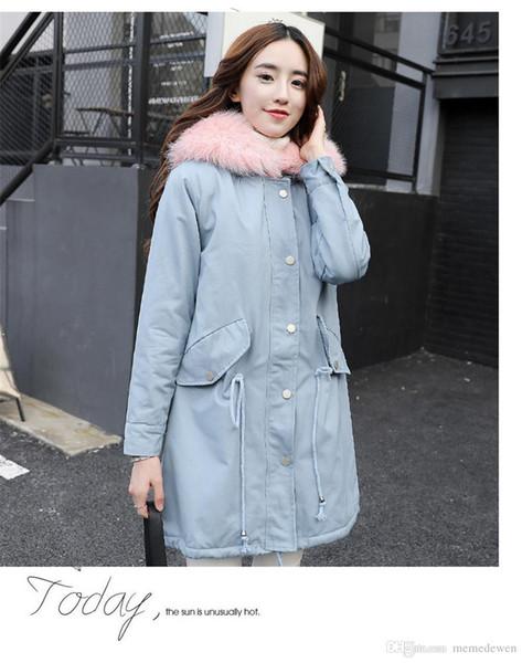 Зимняя женская куртка Slim Duck Down Coat Solid Color Полная снежная одежда Толстое теплое зимнее пальто Модные пальто NG-047