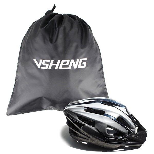 Radfahren Mountainbike Wasserdichte Fahrrad Reiten Helm Aufbewahrungstasche 32 * 35 cm Radfahren MTB Fahrrad Wasserdichte Reithelm Aufbewahrungstasche