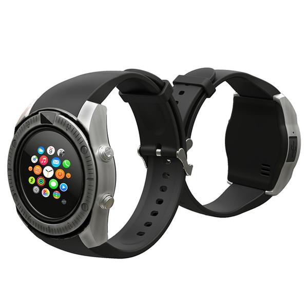 Cinturino in silicone Bluetooth cinturino dell'orologio digitale vintage uomo 30M impermeabile maschile esterno intelligente orologi sportivi per i regali dei ragazzi