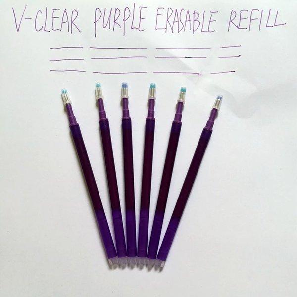 6 pcs Violet