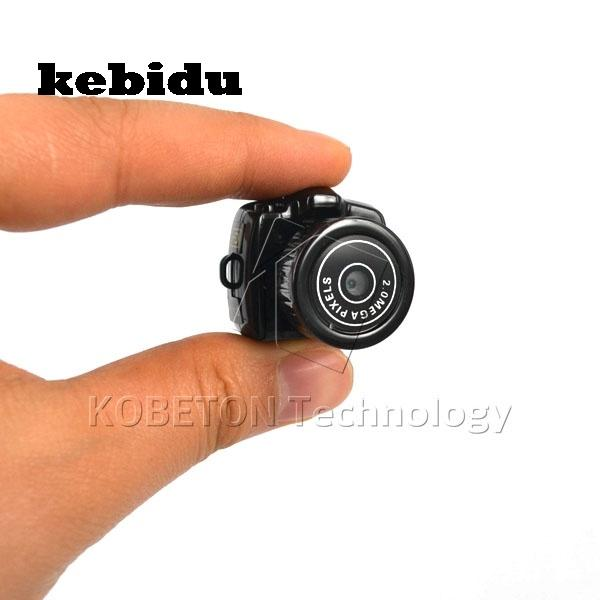 kebidu 2017 New Super Mini Video Camera Ultra Small Pocket 640*480 480P DV DVR Camcorder Recorder Web Cam 720P JPG Photo