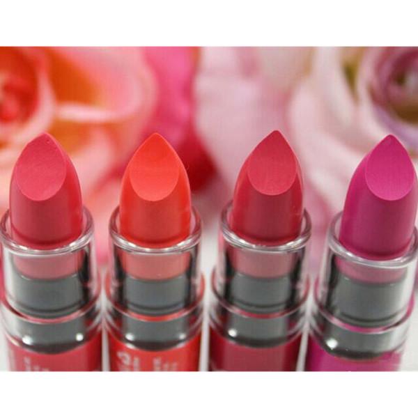 Yeni ruj 12 Renkler NYX Tereyağı ruj Uzun Ömürlü Dudak Parlatıcısı Profesyonel Makyaj NYX Tereyağı Ruj 12 adet / grup