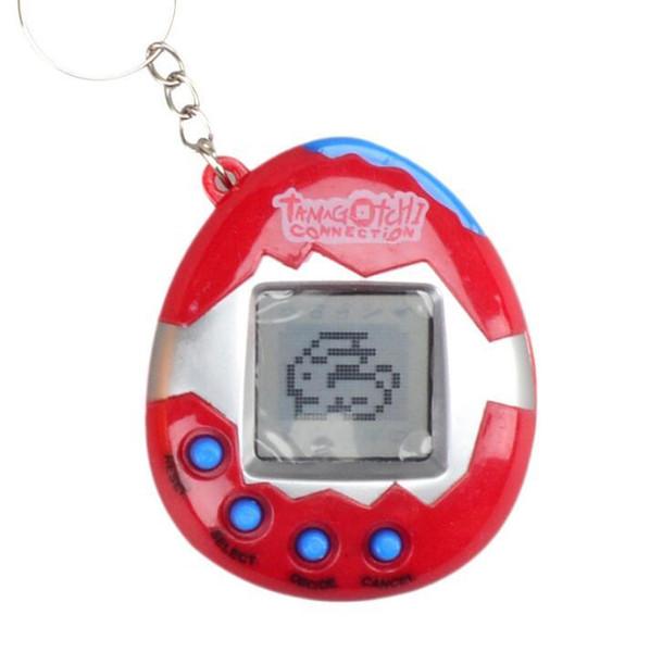 Tamagotchi Virtual Machine Jeu Pet électronique numérique Tamagotchi Toy jeu portable Mini drôle Virtual Pet Jouets machine