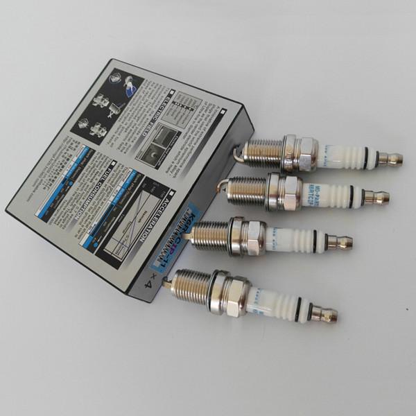 Iridium platinum Spark plug Velas del coche para BMW 3 5 7 series x5 x6 Z4 2.5L 2.0L 3.0L engine Ignition