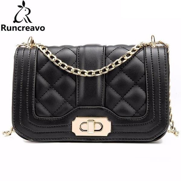 2018 crossbody bags for women leather handbags luxury handbags women bags designer chain diamond lattice shoulder bag sac a main