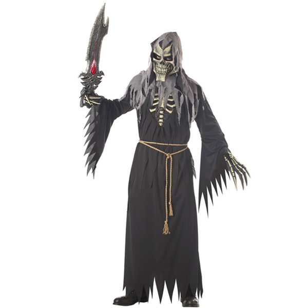 Ange des hommes costumes de la mort halloween party cosplay anime cosplay halloween party role play Ange des costumes de la mort