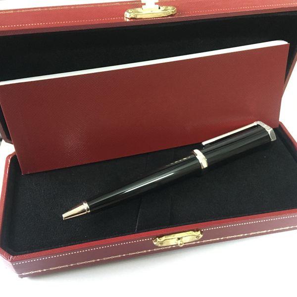 un stylo noir et une boîte