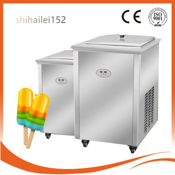 2018Professional new best quality single-mode popsicle maker popsicle maker sells refrigerant ice cream machine free shipping