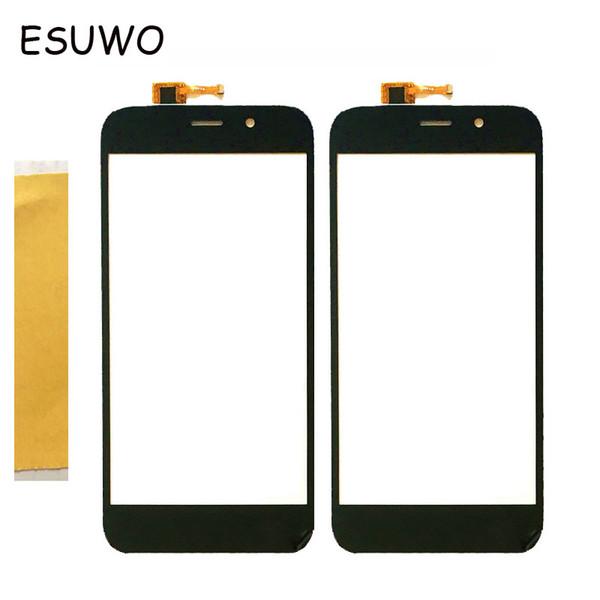 Panel táctil para ESUWO FS527 Nimbus pantalla 17 del panel de tacto del teléfono celular de piezas de teléfono para el sensor FS527