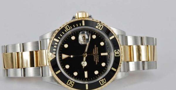 WOW Luxury 40mm BRAND NEW MENS 18K/SS SW/ BLACK DIAL CERAMIC BEZEL 116613 LN Stainless Steel Bracelet Mechanical MAN WATCH Wristwatch