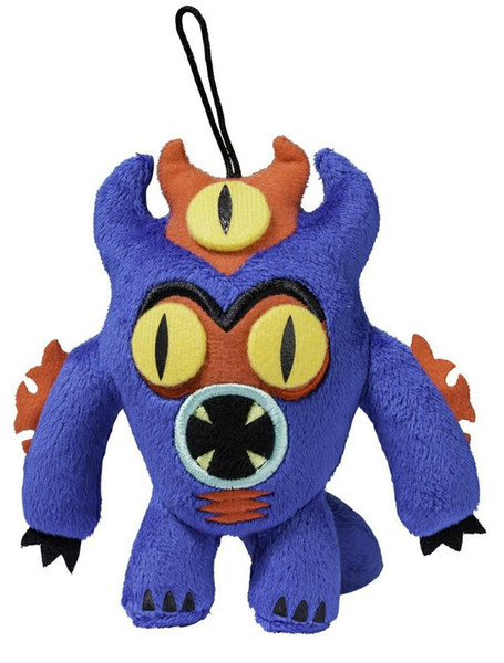 15cm Cute Monster Cartoon Fred Blue Stuffed Plush Toy Doll Christmas Gift For Children Plush Toys
