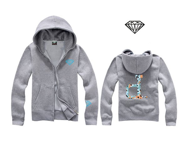 Diamond Sweatshirt Spring Lover Matching Couple Diamond Supply Co Hoodie Plus 3XL Diamond Crewneck Sweatshirts Hoodies H17