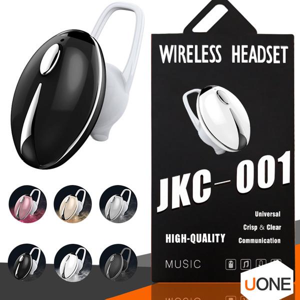 JKC-001 MINI Sans Fil Bluetooth Casque Beetle Design Unique Écouteur Casque Sport Pilote Casque Pour Iphone 9 XS Samsung Smartphone