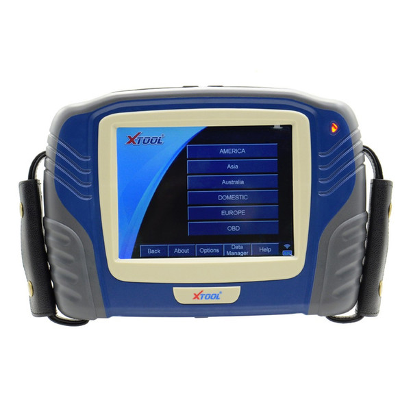 Xtool PS2 GDS Gasoline Version Professional Auto Key Programming Oil Reset Car Diagnostic Tool Gasoline Version Update Online