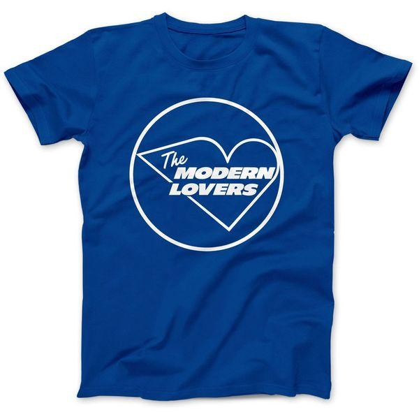 The Modern Lovers Tribute T Shirt Wholesale Discount Cotton Jonathan Richman Roadrunner 2018 New Fashion Men's Top Tee Punk Tops