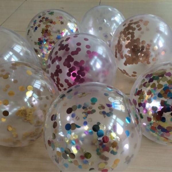"""12/"""" Globos balones Transparente para Boda Cumpleaños Niños Fiesta Globos"""