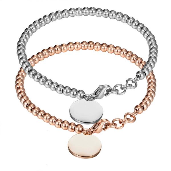 Damen Graviert Armband Personalisiert Schmuck mit Gravur