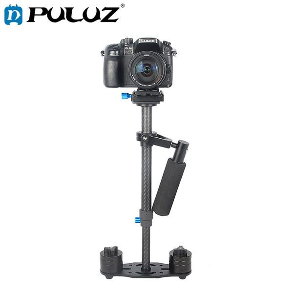 PULUZ 40cm Carbon Fiber Handheld Stabilizer Solo Camera Steadicam for DSLR Camera DV Stand Holder