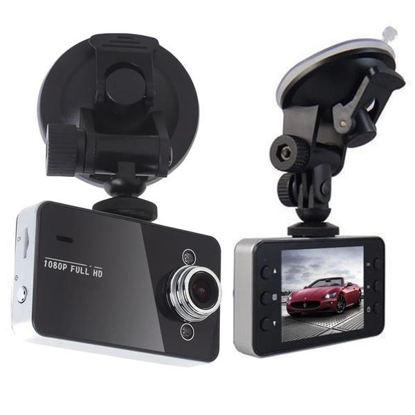 Hot DVR K6000 1080P Full HD LED Night Recorder Dashboard Vision Veicular Camera dashcam Carcam video Registrator Car DVR