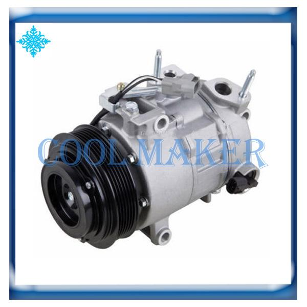Auto ac compressor for Dodge Ram 1500 V8 5.7L 447160-7121 68140664AB 68140664AE 68140664AC MC447160-7120
