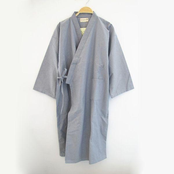 Hommes pur gris bleu