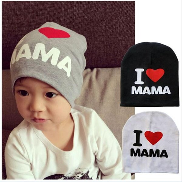 Fashion Spring Autumn Baby Hats Kids Knitted Warm Cotton Toddler Beanie Baby Beanie Cap For Kids Girl Boy Crochet Baby Hats
