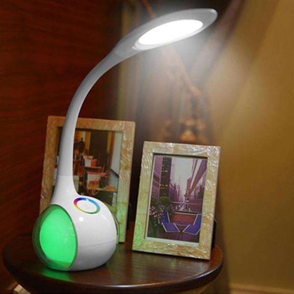 Pliage Toucher Lampe Couleur De Acheter Us Commutateur Lecture Plug Liseuse Couleurs Bureau Rvb Changement Livre Led Avec nwm80NvO