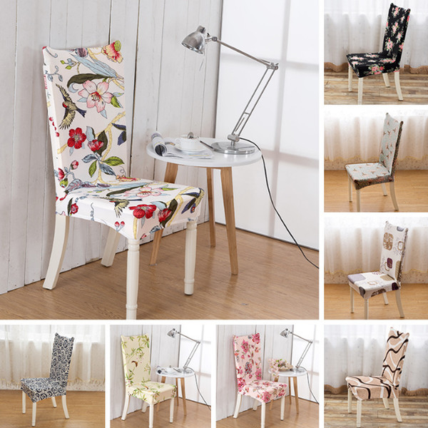 Superb 2017 Thicken Plush Dining Chair Covers For Wedding Chair Covers Dining Chair Seat Covers Removable Stretch Elastic Slipcover Couch Slipcovers Short Links Chair Design For Home Short Linksinfo