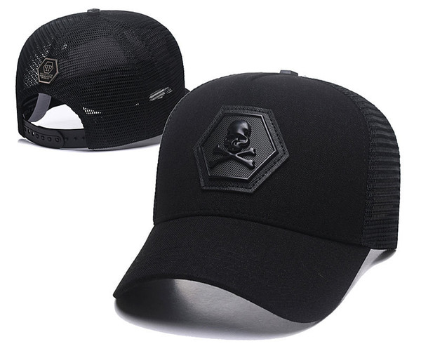 Top quality Snapback Caps For Men Cheap Baseball Hats Germany Brand PP Skull Cool Strapback Hats Ball Cap Design Baseball Dad Hat Bone 008