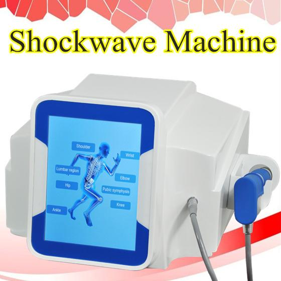 Shockwave machine Pain Relief Physiotherapy Equipment Portable Shock Wave Magnetic Therapy shockwave therapy machine cellulite body shaping