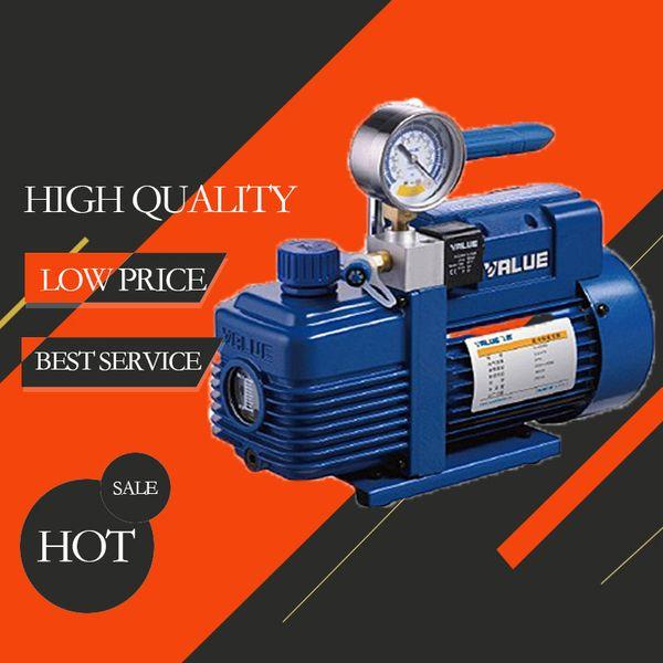 top popular 220v50hz V-i140SV Experimental FilterAir Conditioning High Vacuum Check Valve Vacuum Pump 2020