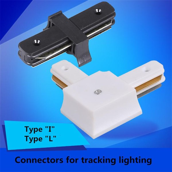 2019 I L Shape Track Connector Rail Adapter Linker Aluminum Tracking Accessories For Track Light Install Spot Lamp Connectors From Callaway 29 95