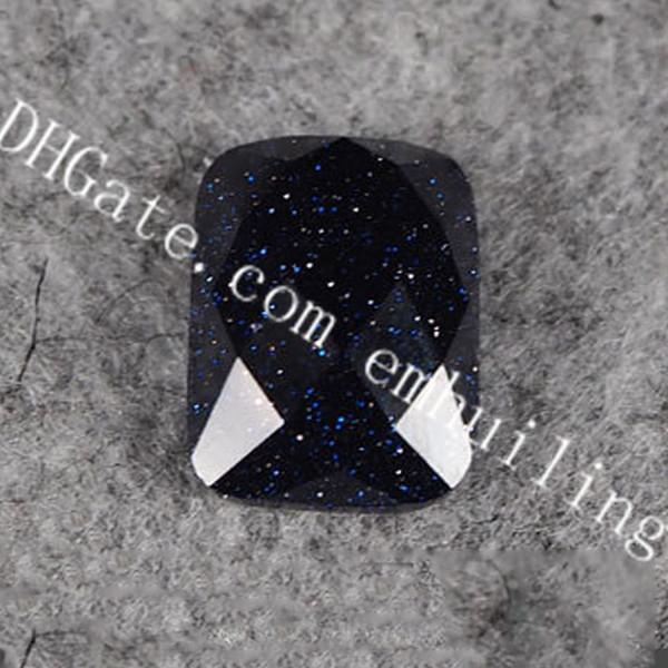 manmade crystal blue sandstone