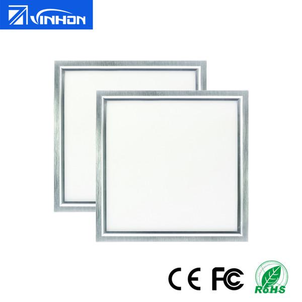 LED Panel Light 1x1ft 18W 12W LED Flat Panel Light 300x300mm Surface Mounted Ceiling Lamp Kitchen Light Recessed Downlight 2700K 4000K 6000K