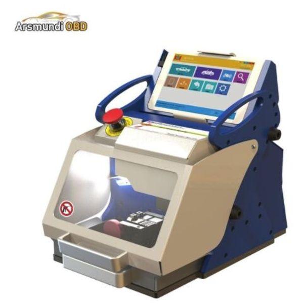 Top Original Auto Locksmith Tool SEC-E9z CNC automatic key cutting machine Multi Language Portugues Italian Russian version