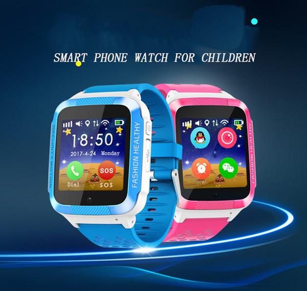 WEDOBE C-Q15 Kid Station de base intelligente montre avec Baby Watch SOS Appel Tracker Emplacement pour appareil Kid Safe