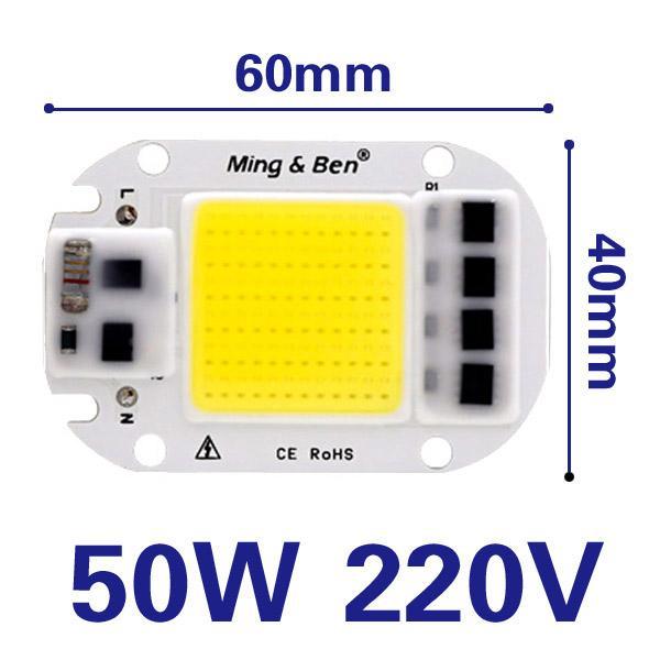 50W 220V يوم أبيض
