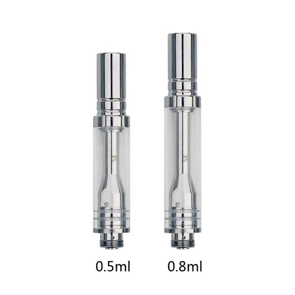 Btank Disposable Cartridges Ceramic Coil Glass Metal Tank Vaporizer E Cigarette Vape Mods Ecig Oil Cartridge Tank Wax Vapor Pen