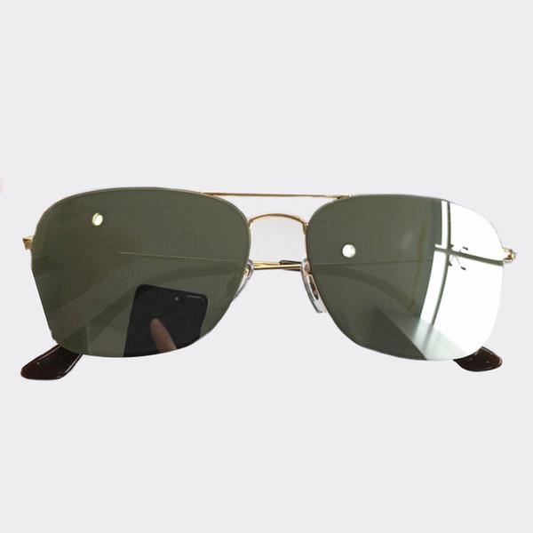 Clássico óculos de sol quadrados para as mulheres de duas ponte liga de  acetato de acetato 6b815abe14