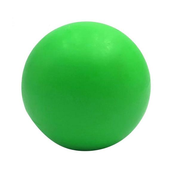 TPE лакросс мяч фитнес облегчить тренажерный зал триггер точка массаж мяч обучение фасции хоккей