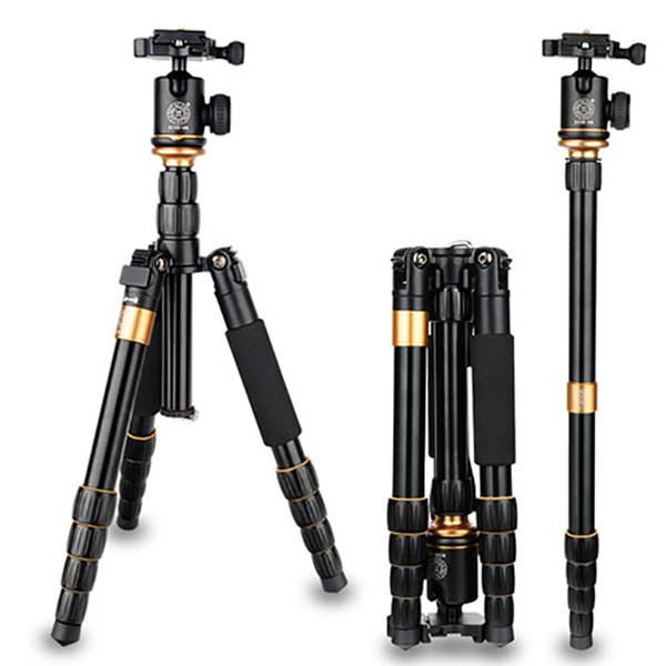 Tycipy Q278 SLR appareil photo portable téléphone portable photographie en direct stent trépied vidéo retardateur