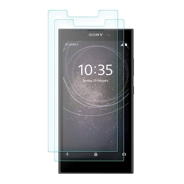 For Sony L2 Tempered Glass Screen Protector 9H 2.5D Hydrophobic and Oleo-phobic coating Tempered Glass For SONY L36H/Z Z1/L39H Z1