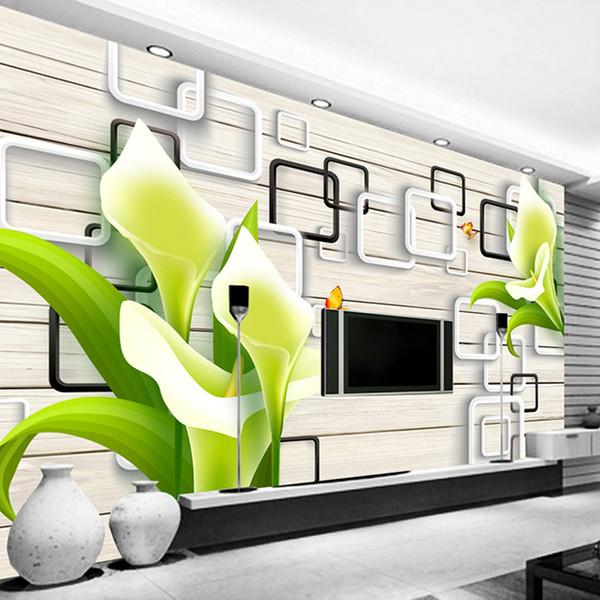 Acheter Personnalisé 3D Photo Papier Peint Peinture Murale ...