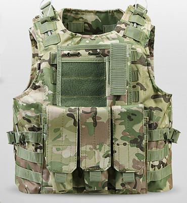 USMC Airsoft Tactical Vest Molle Combat Assault Plate Carrier Tactical Vest 7 Colors CS Outdoor Clothing Hunting Vest