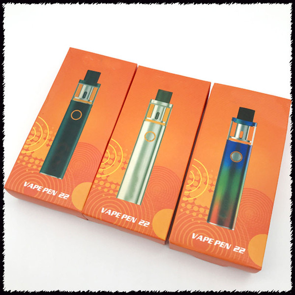 Vape Pen 22 Starter Kits with 0.3 Dual Core All-in-one 1650mAh Built In Lipo Top Refilling Beginner Kit Free Shipping-02