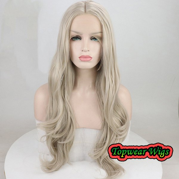 Long Kinky straight wigs for women lace front wig for african americans woman 14-24inch heat resistant Free ship