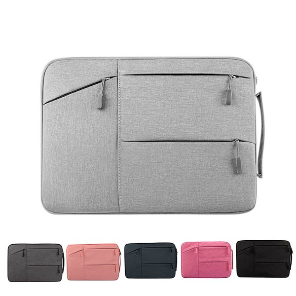 Emarald High Quality 15 Inch Nylon Laptop Tablet Bag Portable Large Capacity Waterproof Briefcase Multi-functional Computer Bag