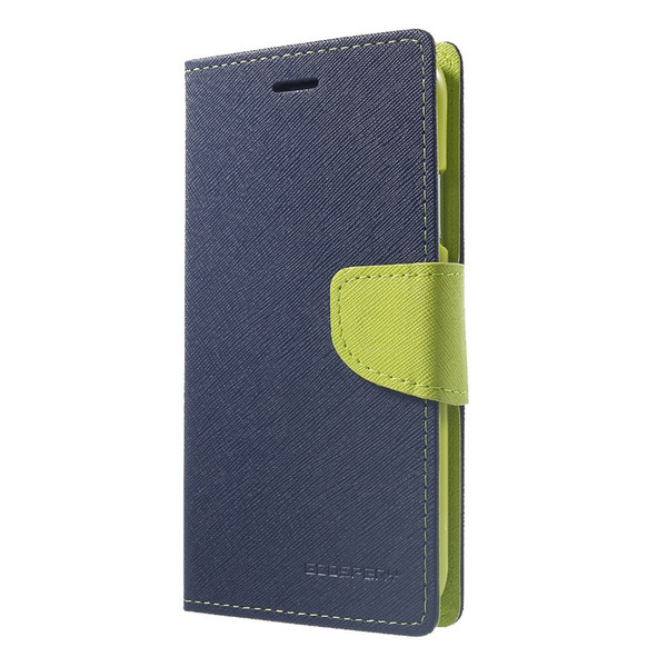 MERCURY GOOSPERY Fancy Diary Cover for iPhone XR 6.1 inch Wallet Stand PU Leather Mobile Phone Case for iPhone XR Coque Capa