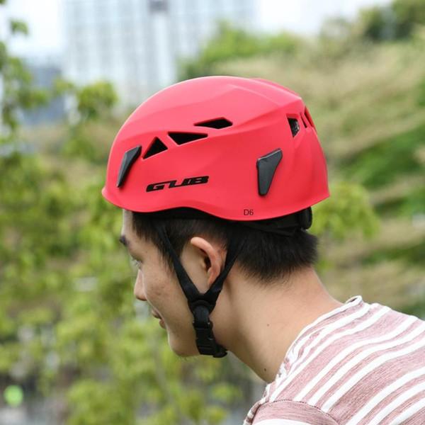 Cycling Helmet Outdoor Mountaineering Bike Helmet MTB Insect Net Integrally Molded Men Women Bicycle