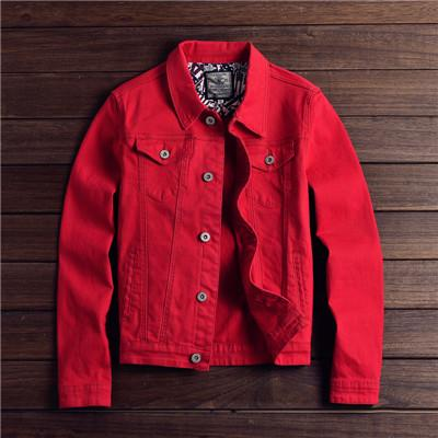 11Asian Taille L_Red